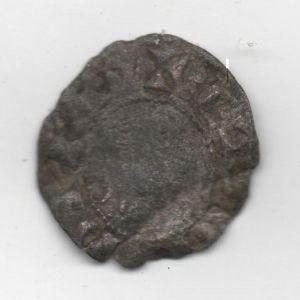 Dinero de Fernando IV (3 puntos (León), 1297) 827923833