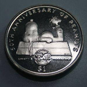 1 Dolar de Niue, del año 2000 830530560