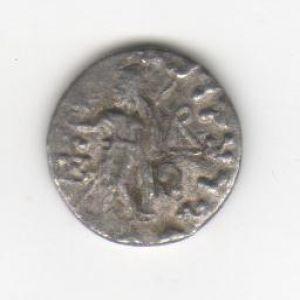 Dracma de Azes II del 35 a.C. al 5 d.C acuñado en Bactria 83053228