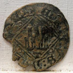 Blanca del rombo de Enrique IV (Toledo, 1471) 979120314