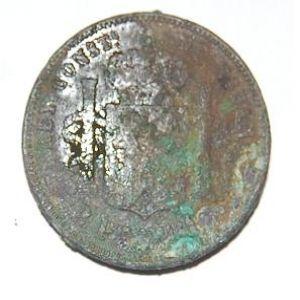Una de plata de dos pesetas 98951312