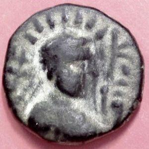AE Dracma kushan de Soter Megas (80-100 DC) 993732912