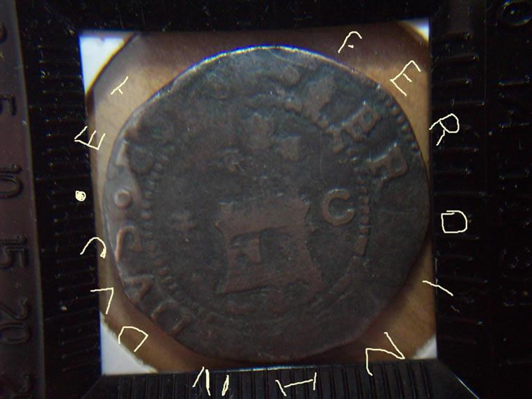 2 Maravedíes a nombre de los RRCC (Cuenca, 1558-1576) 258344316