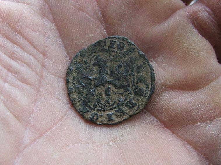Blanca de Juan II (Coruña, 1442) [Roma-Braña 21.1] [WM n° 8143] 390682655