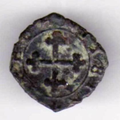 Italia - [¼] Quarto de Soldo de Carlo Emanuele I de Saboya (Niza, 1581) 580113155