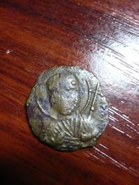 CRUZADAS - Follis de Tancredo (1104-1112) regente de Bohemond I (Antioquia, 1104-1105) 880044051