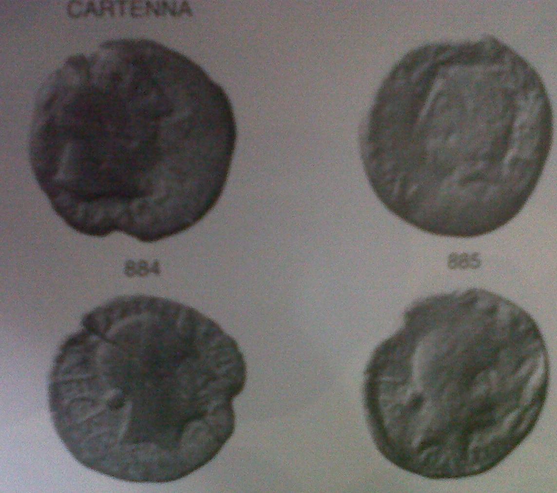 Bronce de Cartennae, periodo entrerreinos, 33-25 A.C. - Página 2 996996480