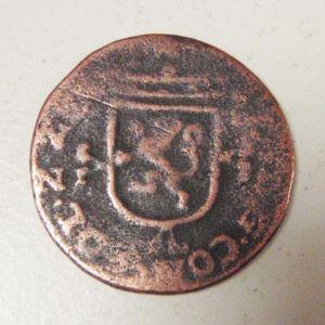 Liard de Felipe II 15801440