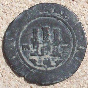2 maravedís a nombre de RRCC (Toledo, 1535-1560) [WM n° 7015] 198493382