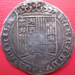 Real a nombre de RRCC (Burgos, 1506-1520) 219272350
