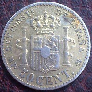 Alfonso XIII 50 cent DUDA¿? 271869401
