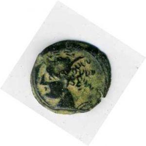 1/2 Calco Sículo-Púnico (S. III a.C.) 272920707