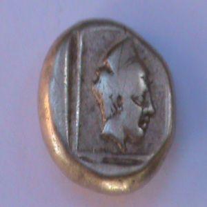 Mi primer electrum de Mytilene , Lesbos 330502501