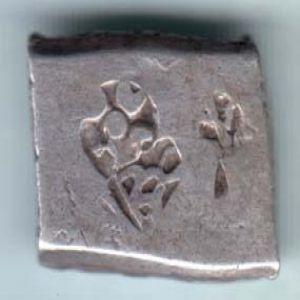 Karshapana del Imperio Maurya, Chandragupta & Bindusara 38227447