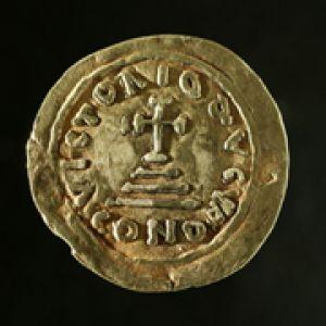 Follis de Justiniano con ceca CAR (=Carthago) Debate 399598564