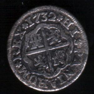 1 Real de Felipe V (Sevilla, 1732) 413871720