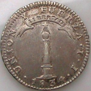 Monedas de Chile - Epoca Colonial e Republicana 476601521