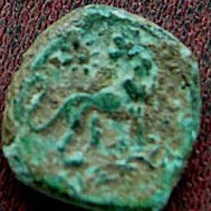 AE 10 de Miletos, Ionia 580521866