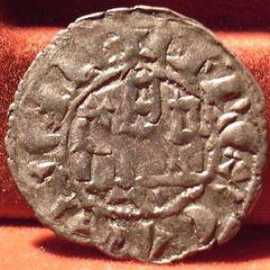Dinero de Fernando IV (Sevilla o Toledo, 1297) 644874473