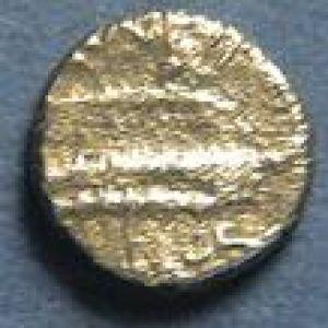 1/8 de Shequel Fenicio de Bodashtar 355-340 BC 678927143