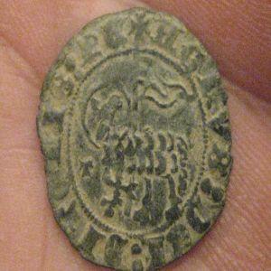 Blanco del Agnus Dei de Juan I (Toledo, 1386) [Roma 282, 1-b] 707368734