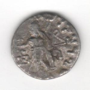 Dracma de Azes II del 35 a.C. al 5 d.C acuñado en Bactria 72126763