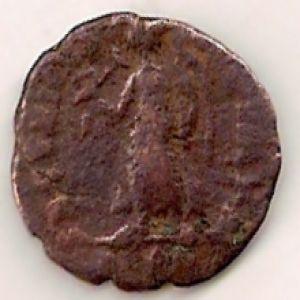 AE3 de Valentiniano I. SECVRITAS REI PVBLICAE.  Roma 735435311