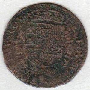 Jeton de Felipe II (Tournai, 1588) 746761848