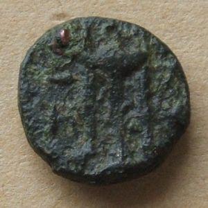 AE 11 de  Kyzikos, Mysia  794498084