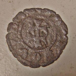Dinero de Aragón de Carlos y Juana 839127681