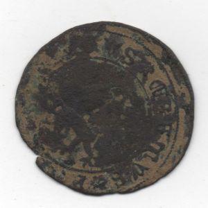 Maravedí de Enrique IV (Valladolid, 1466-1470) 843522361