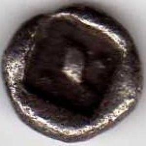 Tetartemorion de Caria o 1/48 de estatera de Miletos 84506861