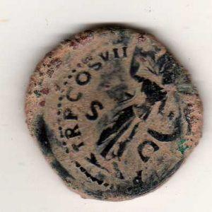 As de Domiciano (TRP COS VIII DES VIIII PP / SC) 878803662