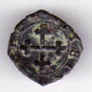 Italia - [¼] Quarto de Soldo de Carlo Emanuele I de Saboya (Niza, 1581) 910419202