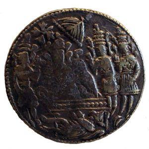 Ramatanka, token del templo de la India 997965353
