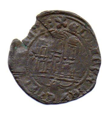 Medio Cuarto de Enrique IV (Guadalajara, 1468-1470) [WM n° 7722] 277917641